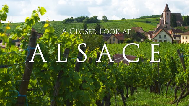 A Closer Look at Alsace