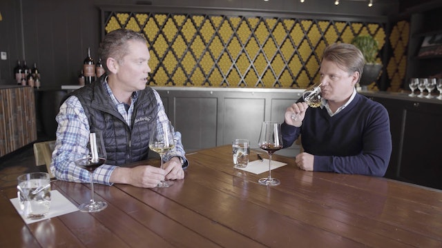 Blind Tasting Sessions: Episode 9 | Ted Henry & Curtis Mann