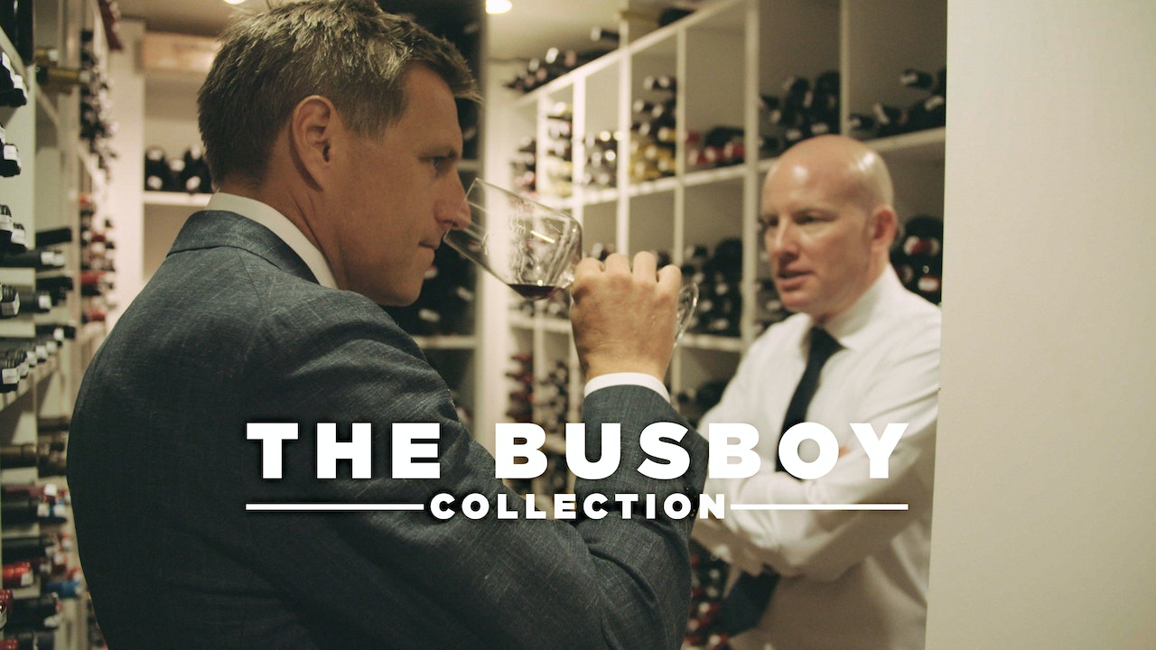 The Busboy Collection