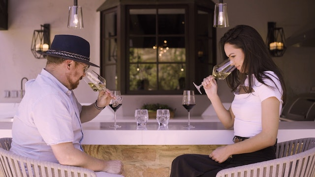 Blind Tasting Sessions: Episode 6 | Matthew Kaner & Bianca Vierra