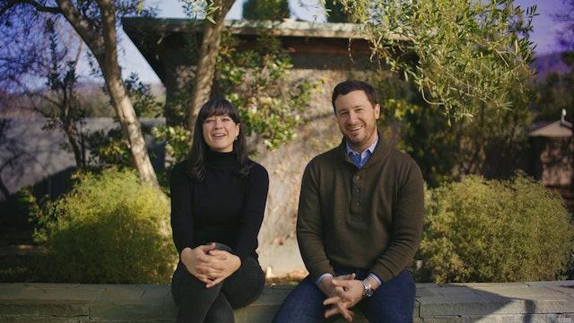 Blind Tasting Sessions: Episode 4 | Erin & Massimo Di Costanzo