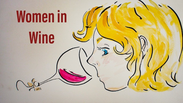 Strong Women in Wine & Food