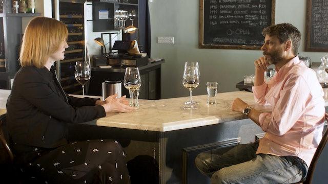 Blind Tasting Sessions: Episode 3   Kelli White & Dave Gibbs