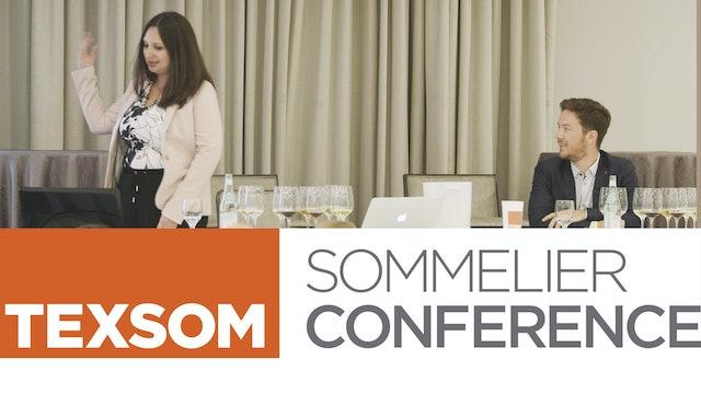 TexSom Seminar: Olga Crawford and Terry Kandylis, Assyrtiko