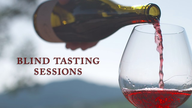 The Blind Tasting Sessions