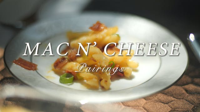 Mac and Cheese Pairings