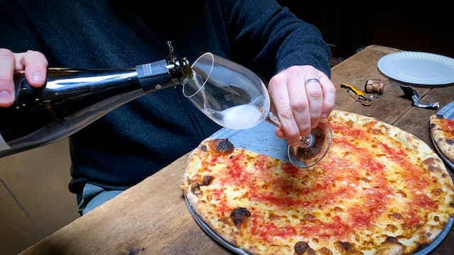 Pizza Pairings with Jeff Porter