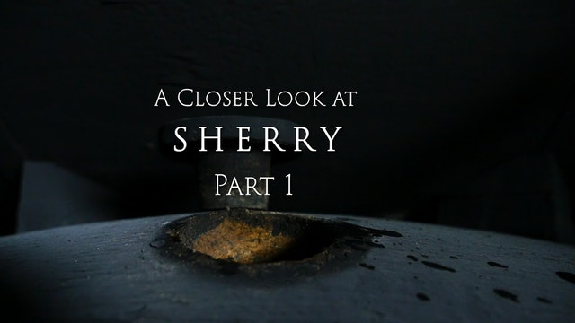 A Closer Look at Sherry, Part 1