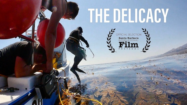 The Delicacy, theatrical trailer
