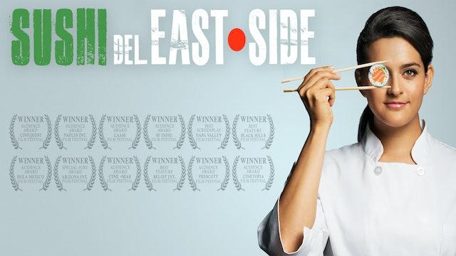 East Side Sushi trailer