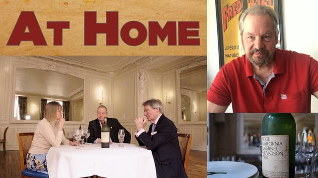 At Home: Episode 1 | Fred Dame discus...