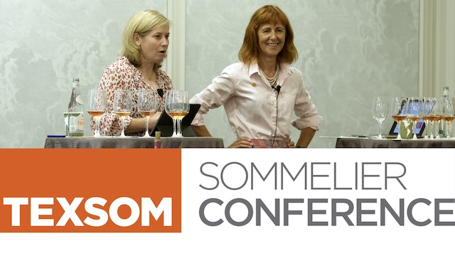 TexSom Seminar | Mary Gorman and Sheri Morano: Aging Rosé