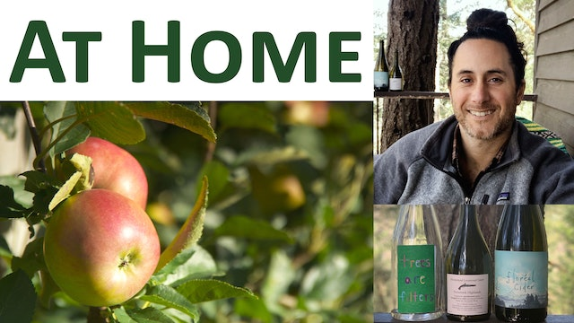 At Home |  Considering Cider with Brian McClintic
