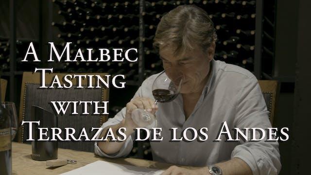 A Malbec Tasting with Terrazas de los...