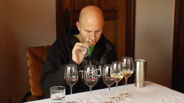 Dustin Wilson and Reggie Narito Blind Tasting