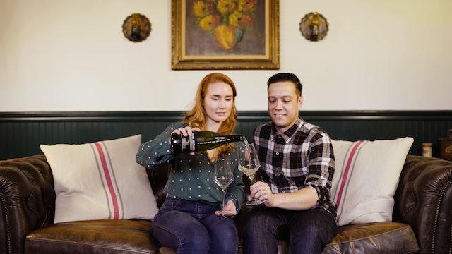 Blind Tasting Sessions: Episode 6 | Andrew & Amanda Pattison