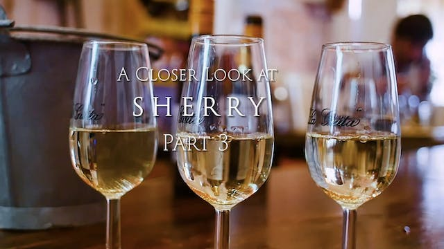 A Closer Look at Sherry, Part 3