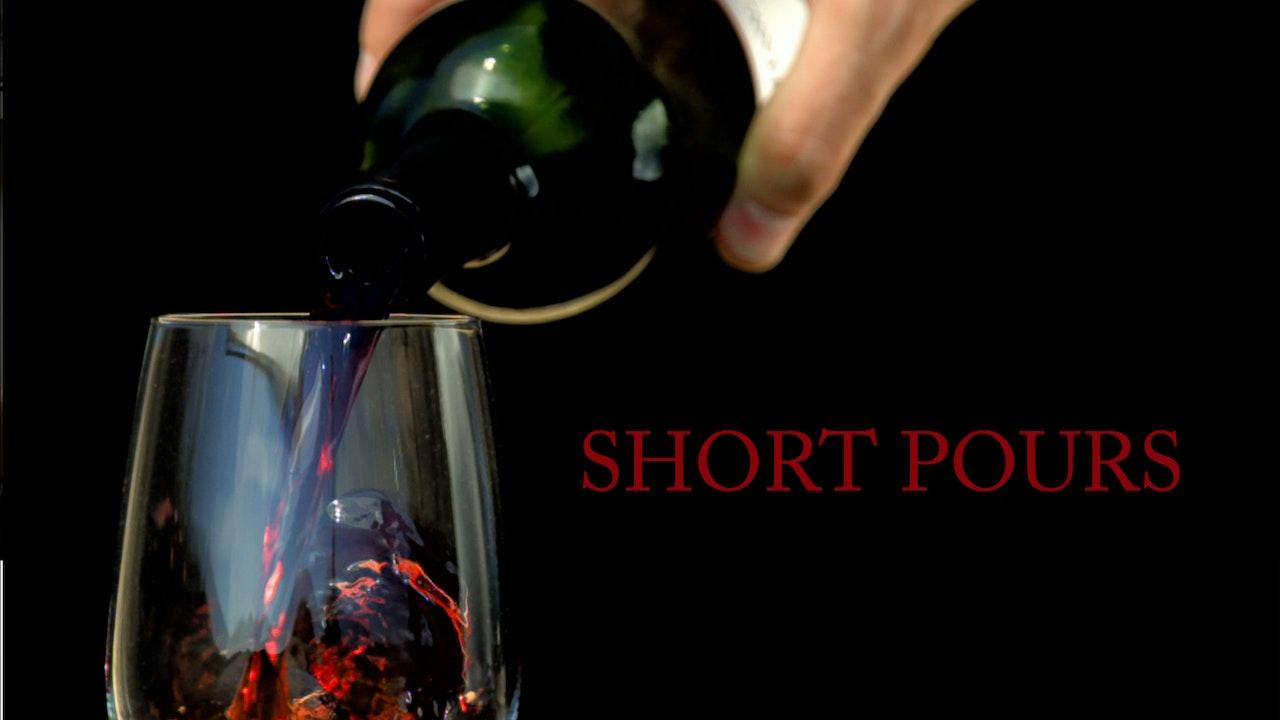 Short Pours around 5 minutes