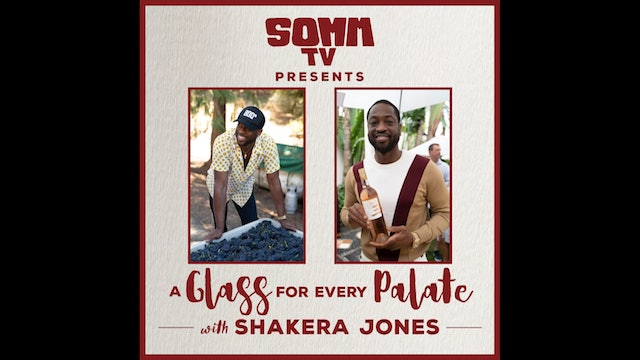 A Glass for Every Palate Podcast: Dwyane Wade