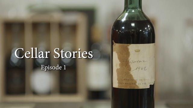 Cellar Stories Episode 1 | 1942 Châte...