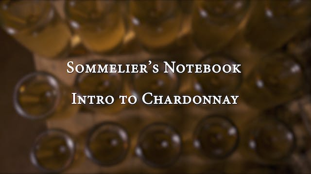 An Intro to Chardonnay