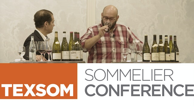 TexSom Seminar| Larry Stone and Rajat Parr: Burgundy Part 2