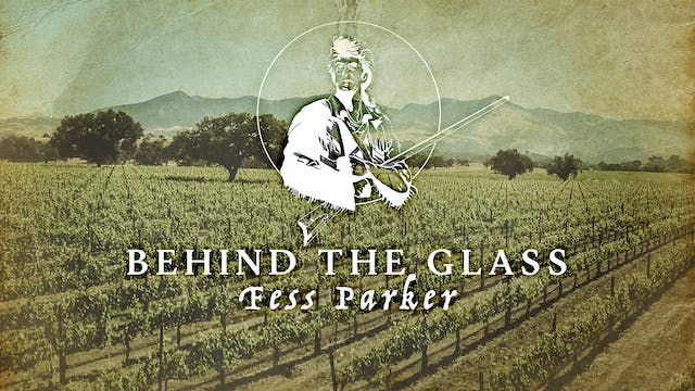 Behind The Glass: Fess Parker