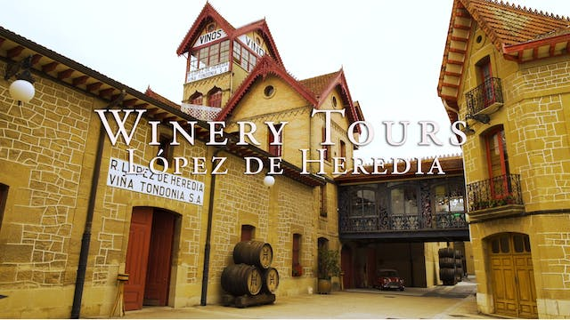 López de Heredia Winery Tour