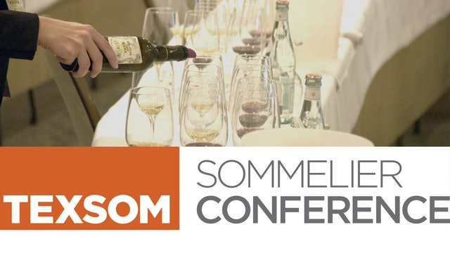 TexSom Seminar: Shayn Bjornholm and Antony Moss, Fortified Wine