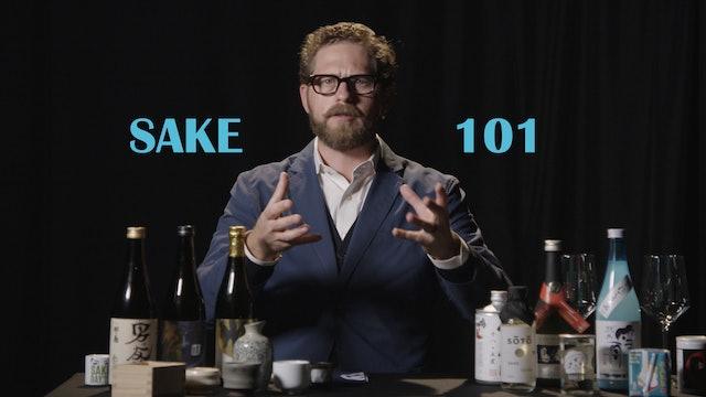 Sake 101 trailer