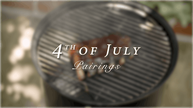4th of July Pairings 2020