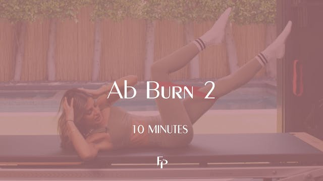 Ab Burn 2 | 10 Min