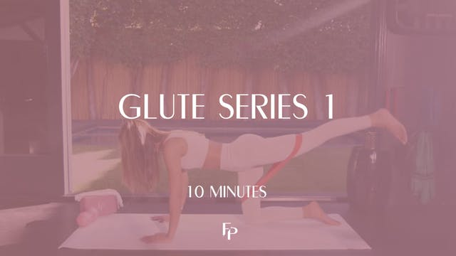 Saturday | Glute Series 1