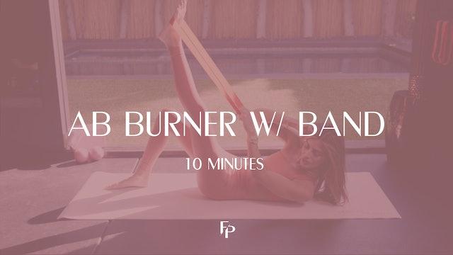 Ab Burner Workout | 10 Min