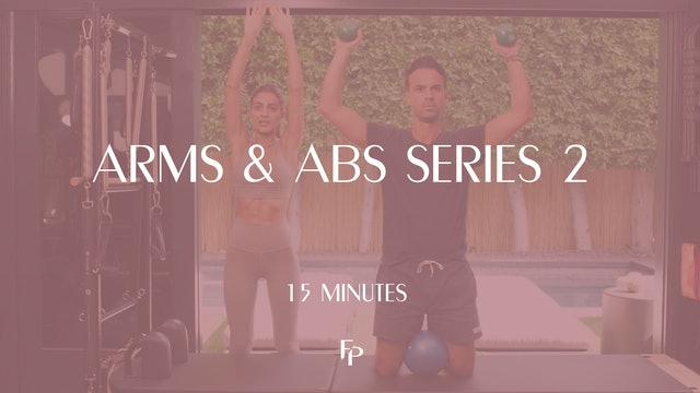 Arms & Abs Series 2   15 Min