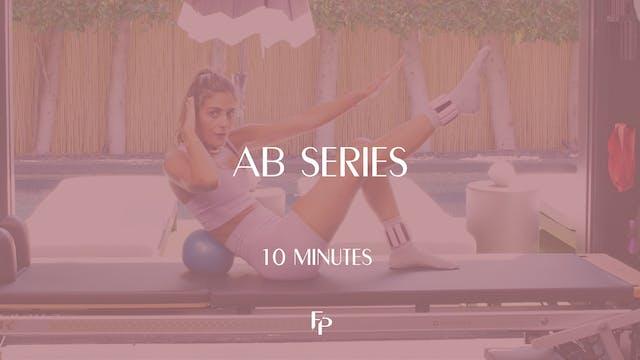 Ab Series | 10 Min