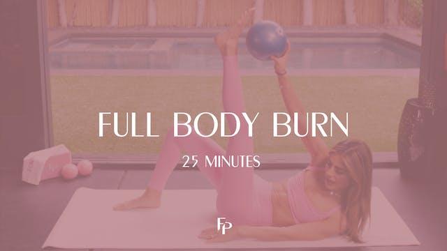 Tuesday | Full Body Burn
