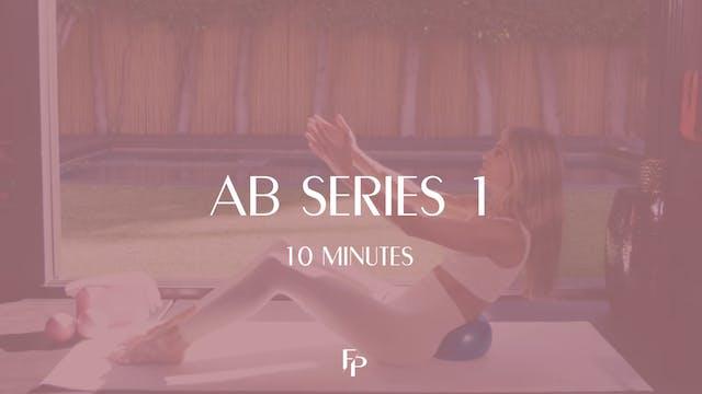 Sunday | Ab Burner