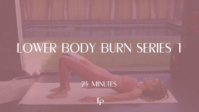 Thursday | Lower Body Burn