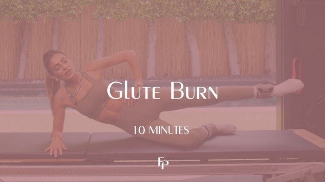 Glute Burn | 10 Min