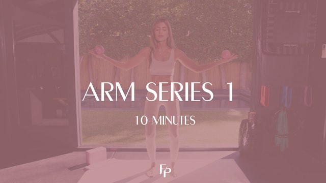 Arms Series 1   10 Min