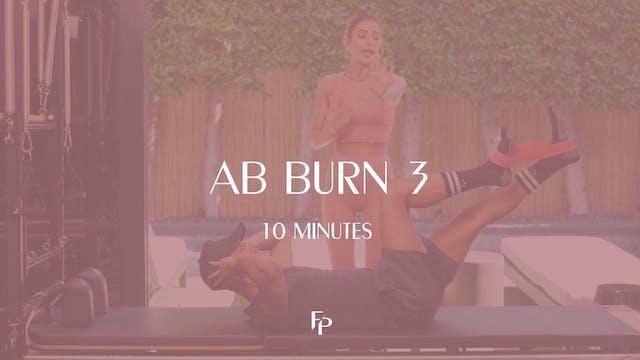 Ab Burn 3 | 10 min