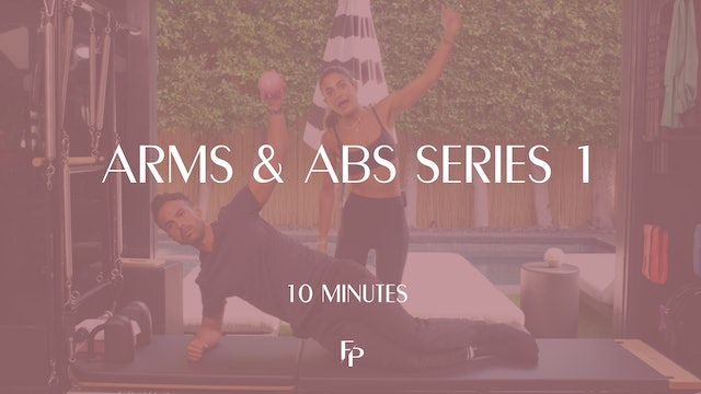 Arms & Abs Series 1 | 10 Min