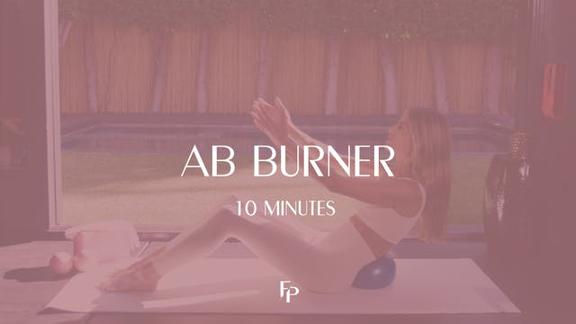Abs Burn | 10 Min