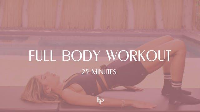 Full Body Burn 2 | 25 Min