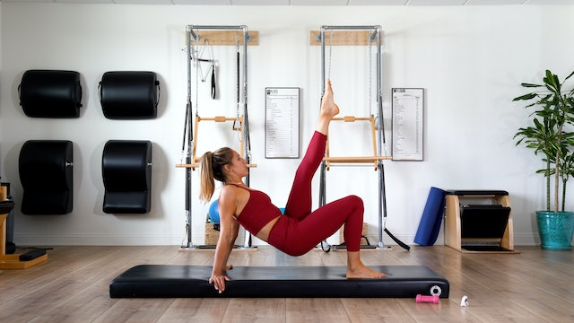 CHOOSE YOU CHALLENGE Upper Body Sequence, Week 1 Day 2 (Optional 1-2 lb, 5 min)