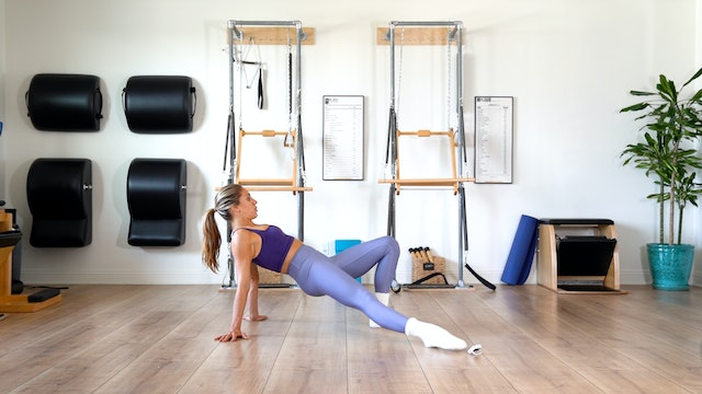 CHOOSE YOU CHALLENGE Upper Body Sequence: Week 4, Day 2 (Props: Socks, 5 min)