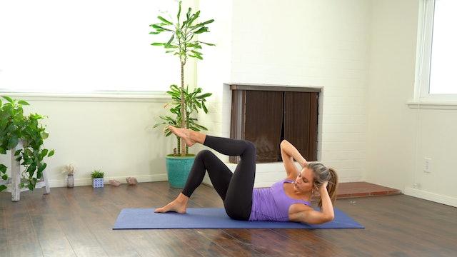 Full Body Opening Flow (No Props, 24 min)