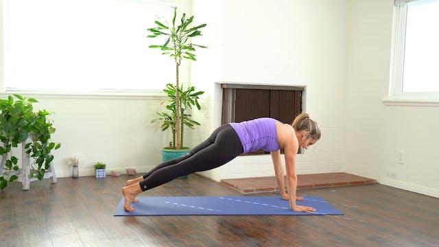 Full Body Flow (No Props, 20 min)