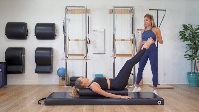 Foam Roller Strength and Stretch
